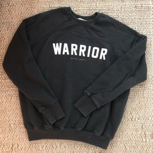 Spiritual Gangster Warrior Sweatshirt